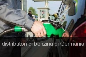 Distributori di benzina di Germania
